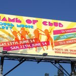 House Party Music Outdoor Banner