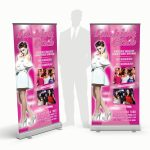 Fashion Club Rollup Banner