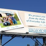 Insurance Company Outdoor Banner
