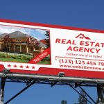 Real Estate Agency Outdoor banner