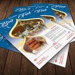 Best Food Flyer Template