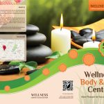 Wellness and Spa Trifold Brochure