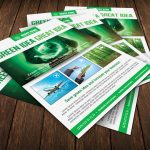 Green Business Flyer Template