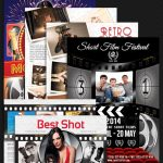 Film and Movie Flyer Bundle