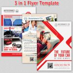 Insurance Bundle Flyer Template
