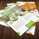 Interior Design Flyer Template