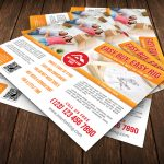 Interior Solutions Flyer Template