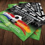 Soccer Football Flyer Template