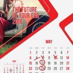 auto insurance calendar template